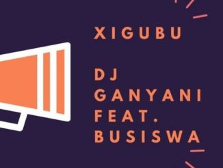 Dj Ganyani – Xigubu Ft. Busiswa (Original Mix) Mp3 Download Fakaza