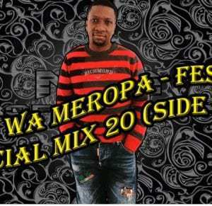 Ceega Wa Meropa – Festive Special Mix 20 (Side A) Mp3 Download